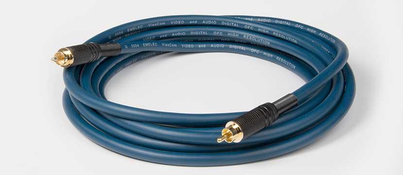 conexion audio video digital cable