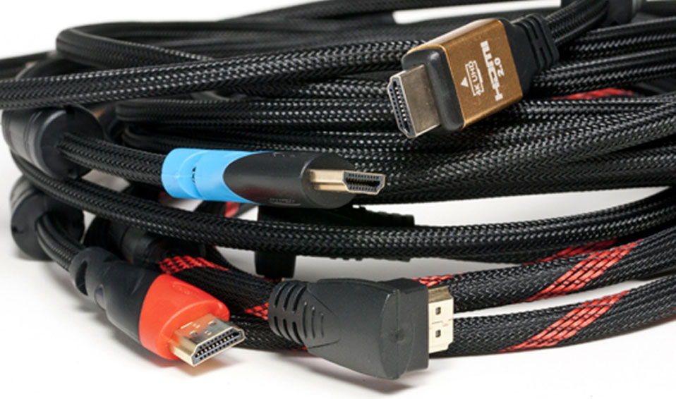 conexiones HDMI