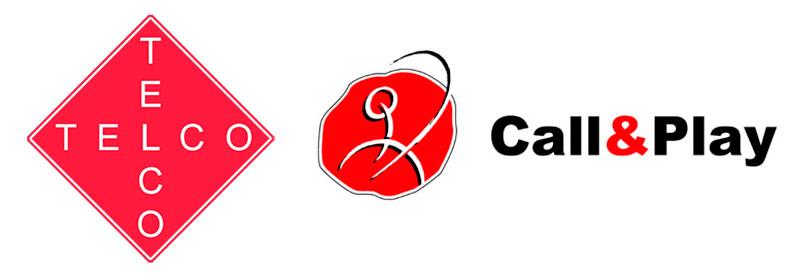 conexion audio video digital logos