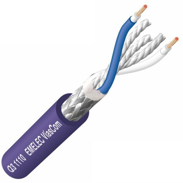 Cable Balanceado Digital Q3-1110