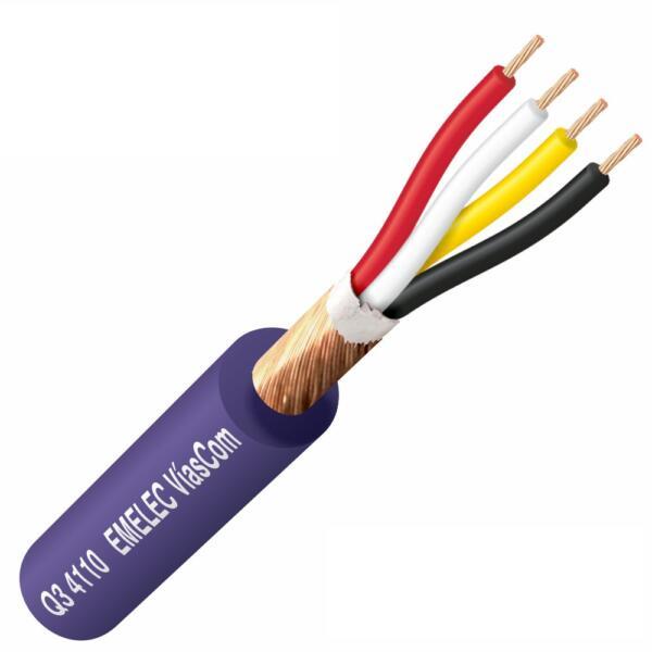 Cable Balanceado Digital Q3-4110